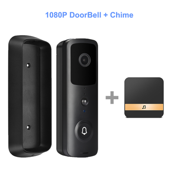 HISMAHO Video Intercom Smart WI-FI Doorbell Camera 1080P HD Video Door Phone Security Wireless IR Night Vision For Apartments 8