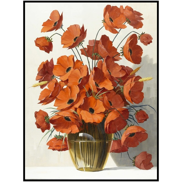 Фото искусственный апельсин желтый цветок постеры холст diy растения цена