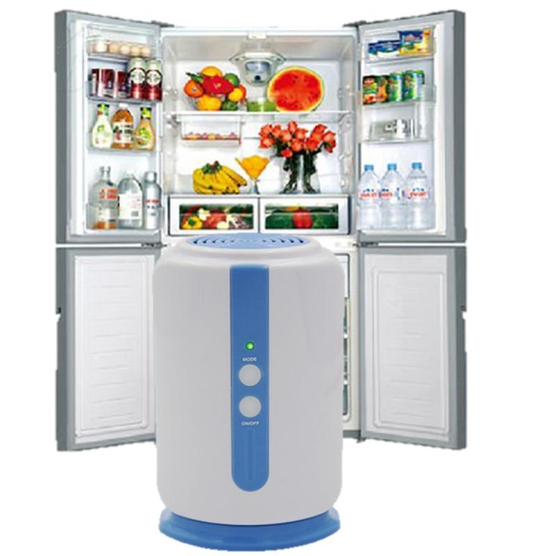 Ozone Generator Fridge Deodorizer O3 Ionizer Disinfect Sterilizer Air Purifier