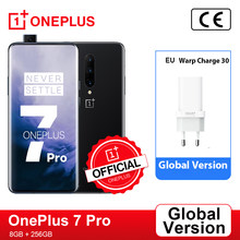 Global Version OnePlus 7 Pro 8GB 256GB Smartphone 48MP Triple Cams Snapdragon 855 90Hz 2K+ AMOLED Screen OnePlus Official Store