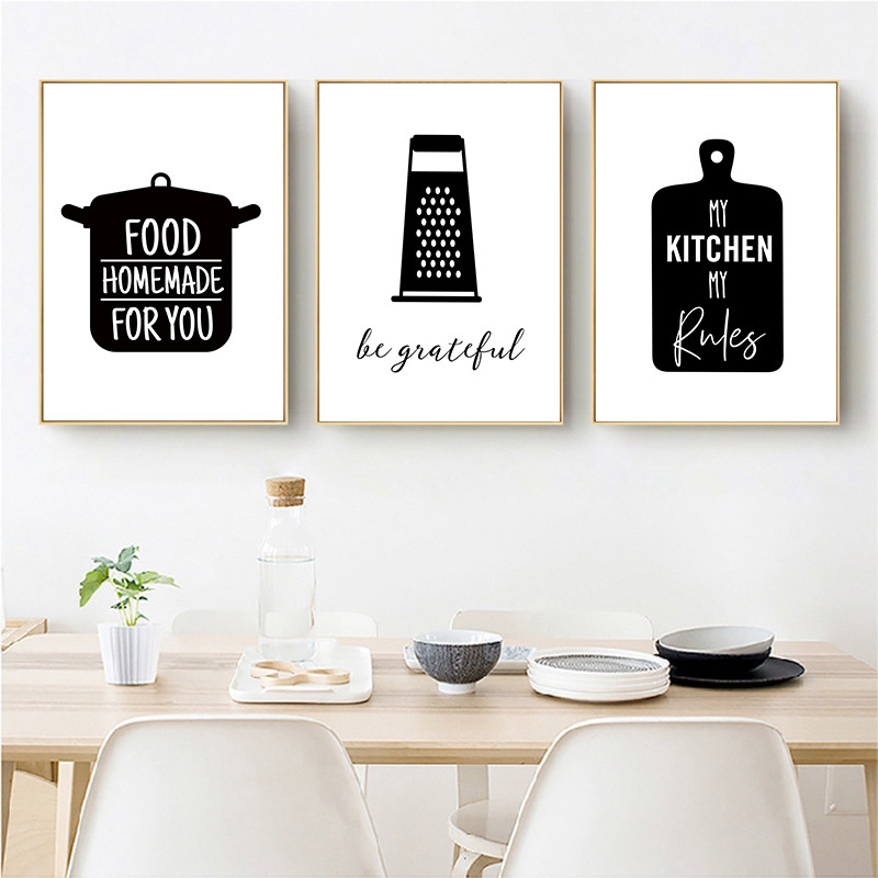 Modern Art Print Kitchen Art Decor You Are Loved Beary Much Minimalist Modern