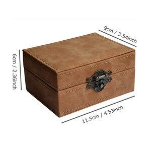 Image 4 - Faradaya pudełko centralny zamek z blokująca sygnał samochodowy pudełko całkowity sygnał blokowanie dla inteligentne klucze RFID blokada sygnału etui w stylu Retro