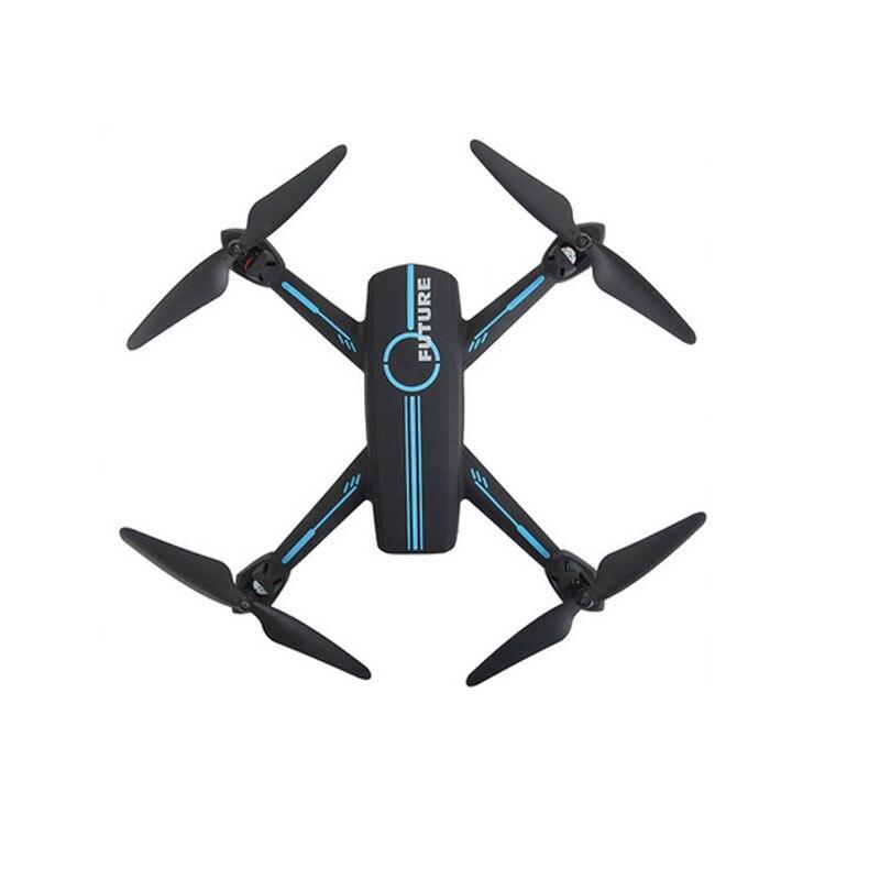 WIFI FPV RC Drone GPS Point d'exploitation Drone 528 RC quadrirotor Full HD 720P caméra une clé décollage/atterrissage/arrêt vol Stable