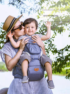 SUNVENO Baby Hipseat Ergonomic Waist-Carrier Front-Facing Travel Infant for 0-36M