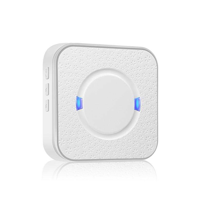 Smart WIFI Doorbell Dingdong Indoor Doorbell Receiver Wireless Chime Bell