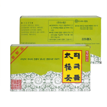 Smoke self-stick moxa roll Taiji warm moxibustion 6(dia.) x15mm(L) 225pieces/pack