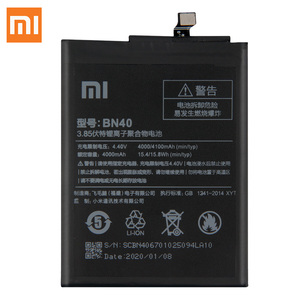 Image 2 - แบตเตอรี่เดิมBN40 BN42 BM49 BM50 BM51สำหรับXiaomi Redmi 4 Pro Prime 3G RAM 32G ROM Edition redrice 4 Redmi4 Mi Max Max2 Max3