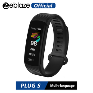 Zeblaze PLUG S Smart Wristband