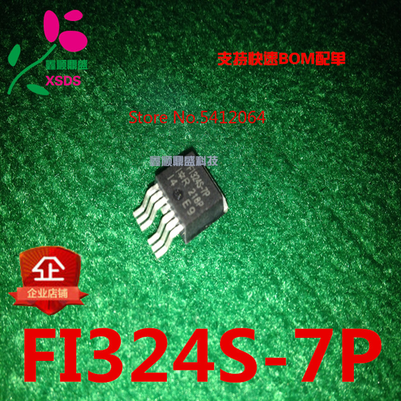 5 unids/lote F1324S-7P IRF1324S-7P TO263