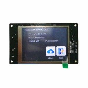 Image 3 - MKS TFT32 v4.0 ekran dotykowy + MKS moduł WIFI splash monitorów lcd inteligentny kontroler TFT o przekątnej 32 dotykając TFT3.2 wyświetlacz 3d drukarki monitor TFT