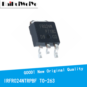 10PCS/LOT IRFR024NTRPBF IRFR024N IRFR024 55V/17A TO-252 New and Original IC Chipset MOSFET MOSFT TO252 10pcs lot 20n03 to252 new original genuine