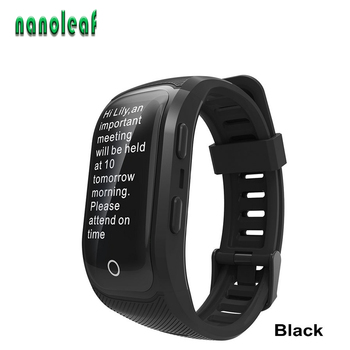 Men And Women GPS Smart Watch Waterproof Bluetooth Connection Call Reminder Sleep Tracking Heart Rate Detection Smart Bracelet