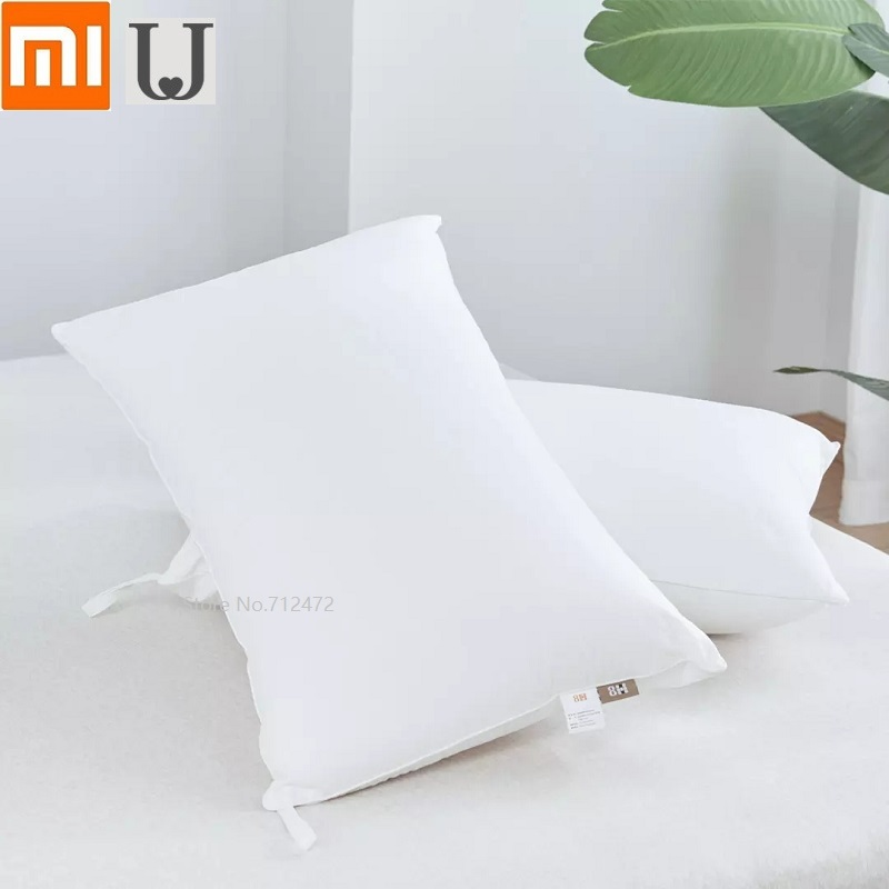 Xiaomi 8H Antibacterial Fiber Pillow Fresh And Antibacterial Cotton Sleep Well Stereo Pillow Cushion