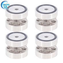 PAPRI SUS-Spring pad 304 Stainless steel Speaker Feet Spikes Amplifier Chassis Stand Bass Audio HIFI CD Player Turntable