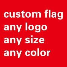 Xvgdg personalizar bandeira e impressão 3x5 pés voando banner 100d poliéster decoração publicidade esportes decoração do carro logotipo da empresa