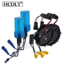 HCDLT All In One Design KIA KX5 Auto Car Headlight Xenon Kit 9005 4300K 55W 35W HID Lamp Bulbs HB3 Replacement Ballast Kit