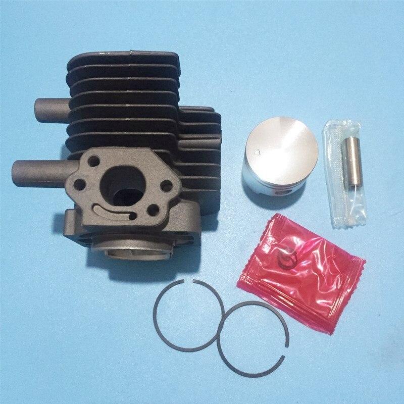 Cylinder Piston Kit 32MM 20016-12112 For Shindaiwa DH230 C230 AH230 AH231 AHS231 LE230 LE231 P230 P231 TCX230 X230 T231 M230 Etc