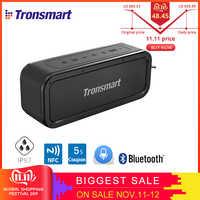Tronsmart Kraft Lautsprecher Bluetooth 5,0 Tragbare Lautsprecher 40W Lautsprecher IPX7 Wasserdicht mit Stimme Assistent, TWS, NFC Doppel Elf