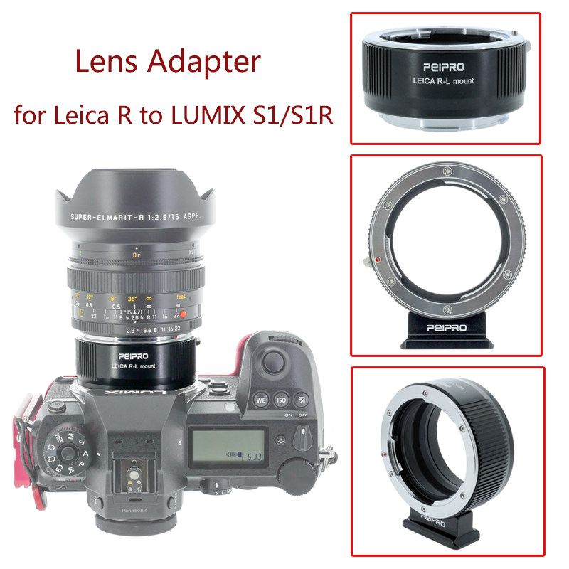 SmallRig DSLR S1 Camera Cage for Panasonic Lumix DC-S1 & S1R Feature W/  Cold Shoe Mount For Micrphone Flash Light Attach 2345