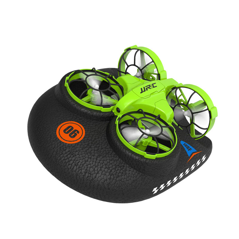 JJRC H94 2.4G 6-Axis 3-in-1 Sea Land Air RC Quadcopter Remote Control Vehicle RC Boat RC Mini Drone VS H36 H36F E010 E016F