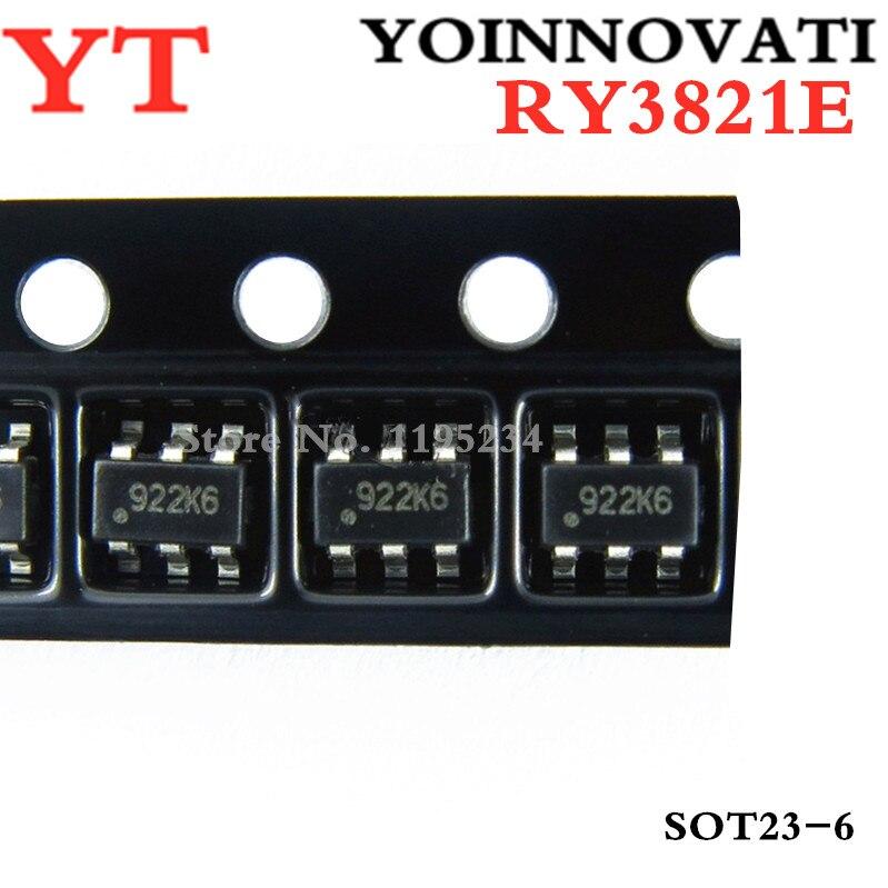 20pcs/lot RY3821E RY3821 922K6 SOT23-6 IC Best Quality.