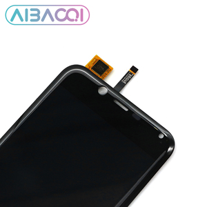 Image 4 - AiBaoQi New Original 5.0 inch Touch Screen+1280x720 LCD Display Assembly Replacement For Cubot Magic Android 7.0 Phone