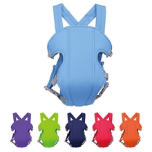 Ergonomic Baby Carrier Infant Kid Baby Hipseat Sling Front Facing Kangaroo Baby Wrap Carrier for Baby Travel 0-18 Months cheap 0-3 months 4-6 months 7-9 months 10-12 months 13-18 months 15kg 18kg COTTON Front Carry Face-to-Face Back Carry Solid 768993