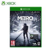 Игра для Microsoft Xbox One Метро: Исход издание первого дня, русская версия