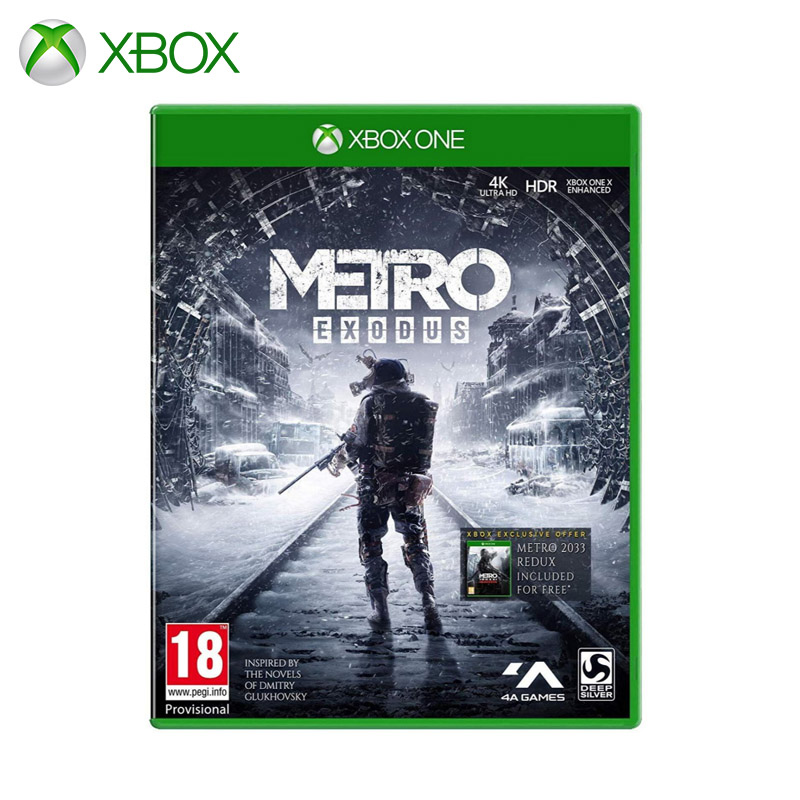 Game Deals Xbox One Metro Exodus game deals microsoft xbox one resident evil 2