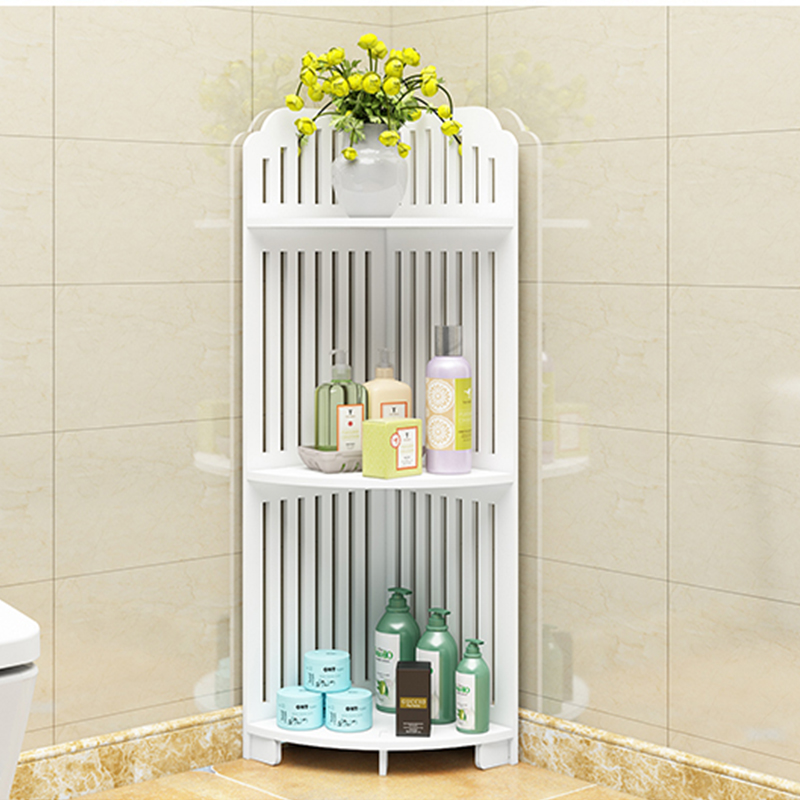 Bathroom Bathroom Storage Rack Bathroom Floor Racks Bathroom Vanity Corner Storage Cabinet Narrow Slot Storage Rack