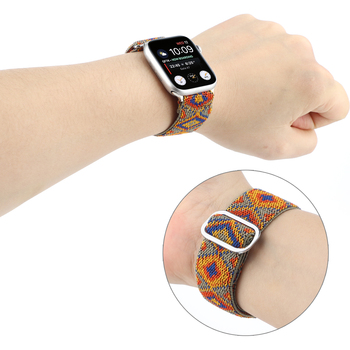 Ремешок нейлоновый для Apple Watch Band 4