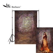 Beebuzz photo backdrop dreamlike flower pattern backgroung the camera takes beautiful and romantic personal photos