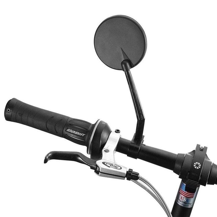 360 درجة دوران دراجة مرايا الرؤية الخلفية الجبلية دراجة المقود العالمي قابل للتعديل الدراجات محدب مرآة الرؤية الخلفية اكسسوارات