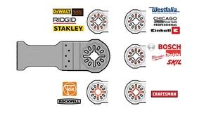 Image 5 - NEWONE Starlock 32*40/50mm HCS 길게 정밀 일본 치아 진동 도구 톱 블레이드 전원 멀티 도구 Renovator 톱 블레이드