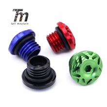 Engine Oil Filler Screw Cap For YAMAHA MT-09 FZ-09 FJ-09 MT09/Tracer 900/GT XSR 900 XP 500 530 T-MAX Motorcycle Accessories CNC