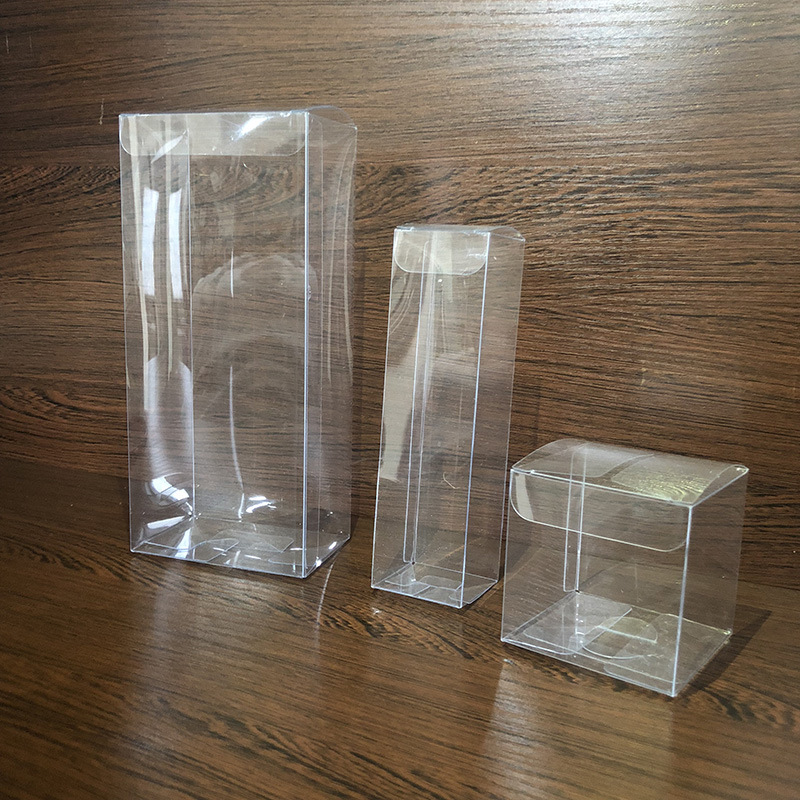 Gift Boxes Clear PVC Transparent Display Model Boxes Packaging Wedding Favor Candy Boxes Gift Cake Macaron Packing Plastic Box in Gift Bags Wrapping Supplies from Home Garden