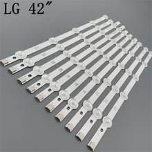 Tira conduzida Luz de Fundo Para 42LN519C 42LN570S 42LN549C TX-L42B6B TX-L42BL6B 42LN549E 42LN613S 42LN613V 42LN613S