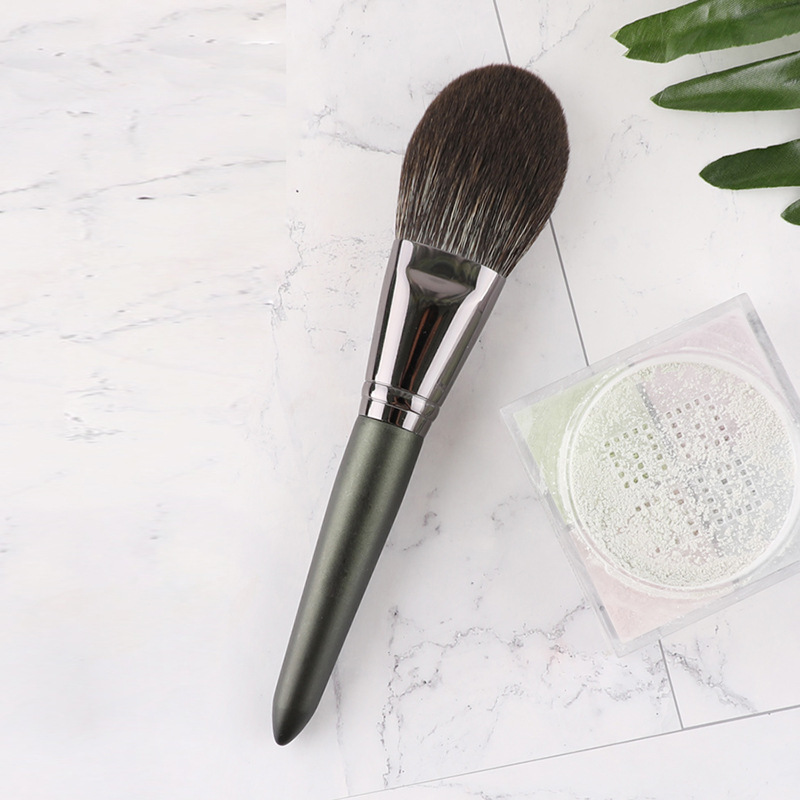 Powder-Brush Foundation Makeup-Tool Liquid Painting Beauty High-Quality Scattered Medium-Size