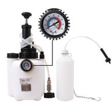 Портативный домашний инструмент для замены тормозной жидкости, дозатор для заправки тормозной жидкости, инструменты для ремонта автомобилей, грузовиков