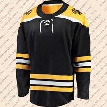 David Backes Patrice Bergeron Brad Marchand Pastrnak Tuukka Rask Torey Krug Boston Hockey Jersey