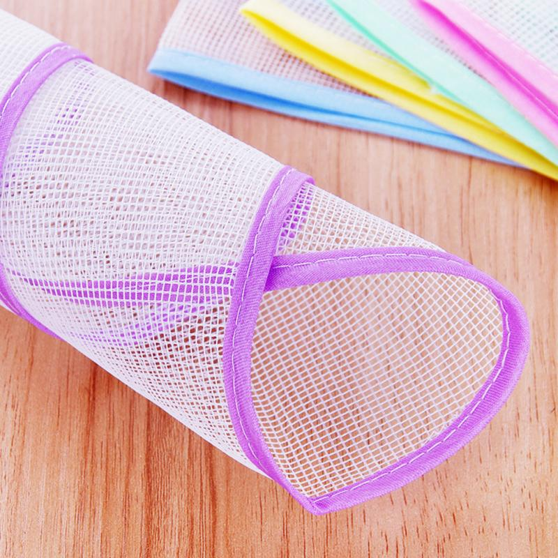 1pcs Protective Ironing Cloth High temperature Board Press Iron Mesh Insulation Pad Guard Protection Clothing Home Accessories