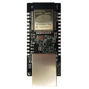 MOOL WT32-ETH01 wbudowany Port szeregowy sieć moduł bramki Bluetooth + Wifi Combo tanie i dobre opinie NONE CN (pochodzenie)