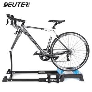 24-29 Indoor Hause Bike Trainer Rollen Übung rodillo bicicleta Radfahren Training Fitness Fahrrad Trainer MTB Rennrad Rollen