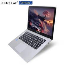 ZEUSLAP 15.6inch Intel Celeron Core CPU 4GB RAM+64GB eMMC Windows10 Dual Band Wifi 1920*1080P Netboo