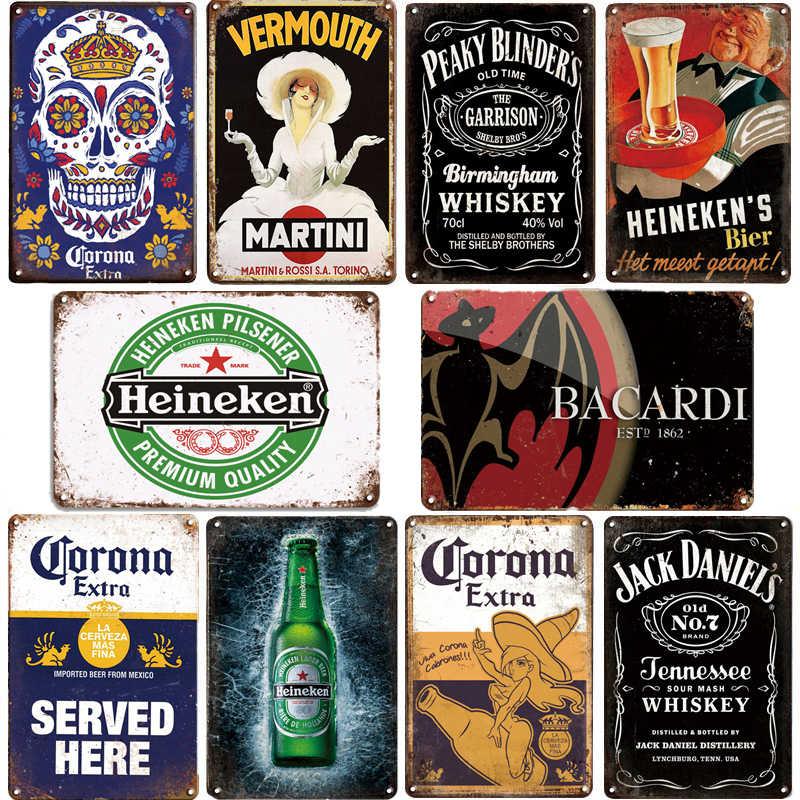 Vành Nhật Hoa Bắc Đẩu Bội Tinh Vintage Bia Kim Loại Mảng Bám Hiệu Thanh Trang Trí Tường Nhà Dấu Hiệu Retro Kim Loại Poster Tín Ký Người Hang Quán Rượu nhà Bếp Tấm