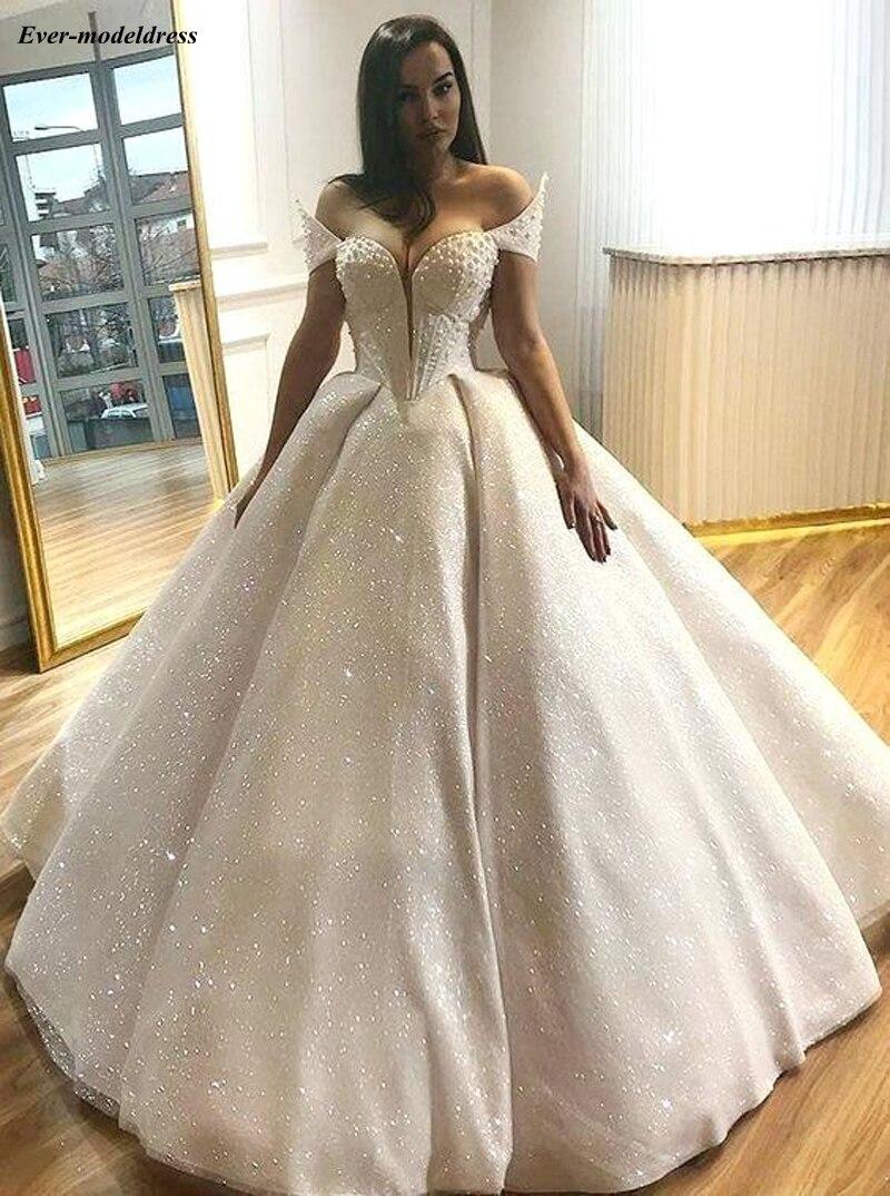 luxury wedding dress
