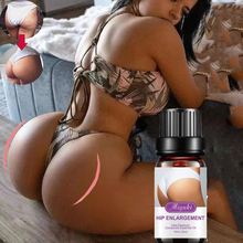 Hip Lift Enlargement Pure Natural Rose Fragrance Oil for Buttocks Up Massage Oil Body Care Essential Oil Butt Increased Sexy