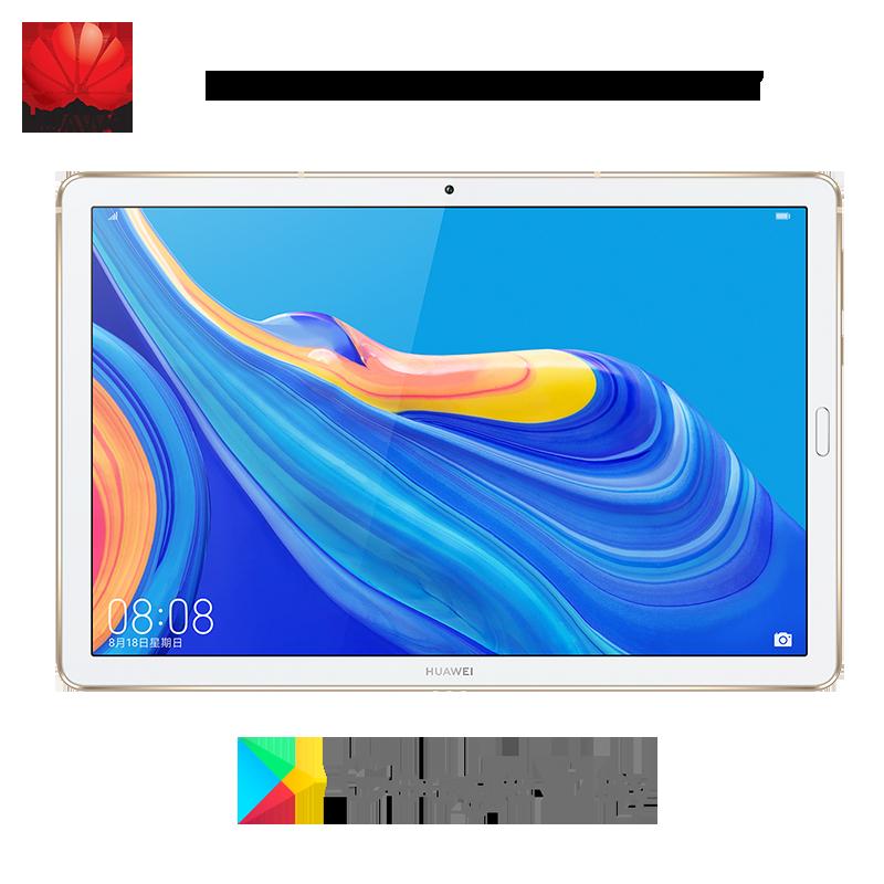 Original HUAWEI Tablet MediaPad M6 10.8 Inch Google Play Kirin 980 Octa Core Android 9.0  Type-C HD Fingerprint IPS Screen