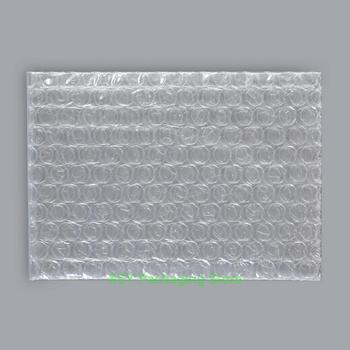 100 PCS 2.5 x 3 (65 x 75mm) Bubble Bags Smooth On Both Sides Plastic Packing Envelopes Poly Packaging Pouches Small Size Clear 500 pieces 2 5 x 3 65 x 75mm clear bubble bags small size plastic packing envelopes poly pouches mini package roll pack bag