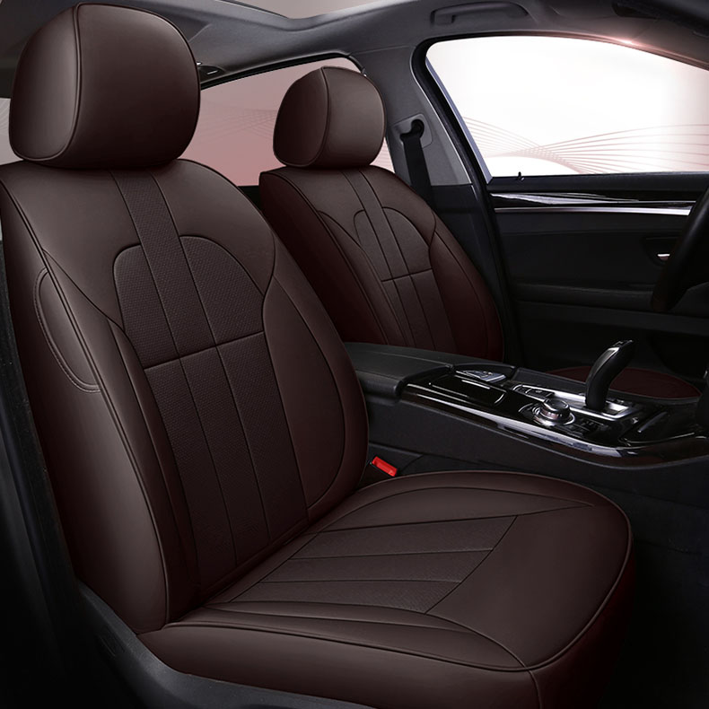 Fundas para asientos negro delantero her Suzuki Swift